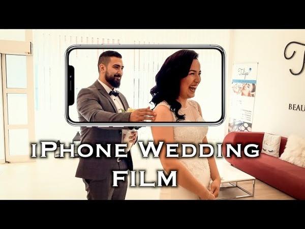 IPhone XS MAX Wedding Film ( Aylin Çağdaş ) | ALIAS
