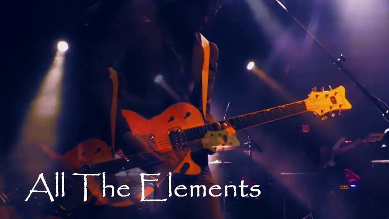 All The Elements, Ooh It's Over Wild_Austin_music