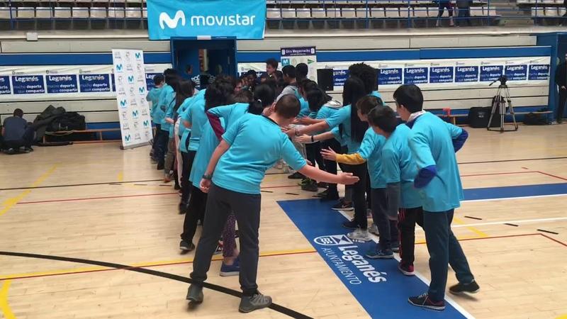 VÍDEO | Gira Movistar Megacracks Leganés