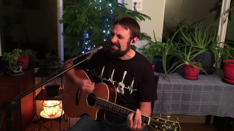 Slipknot Snuff Acoustic Cover Brent