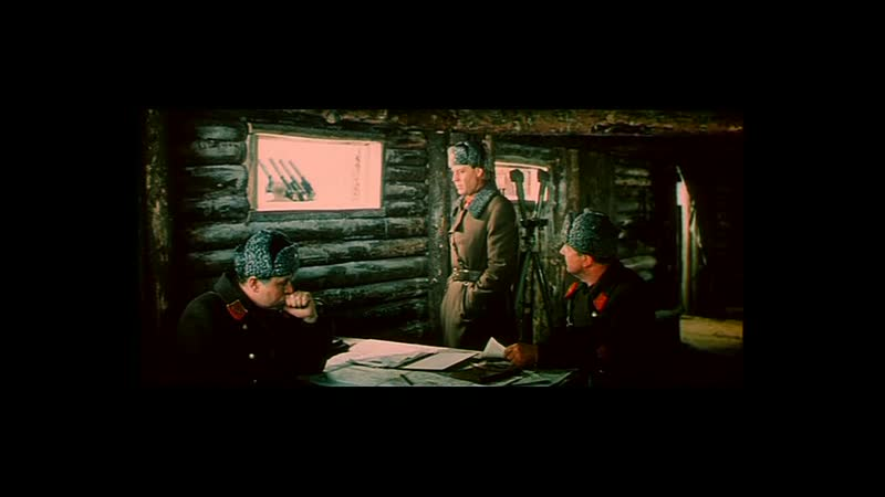 Битва за Москву. Фильм II. Тайфун. (1983-85) часть 7