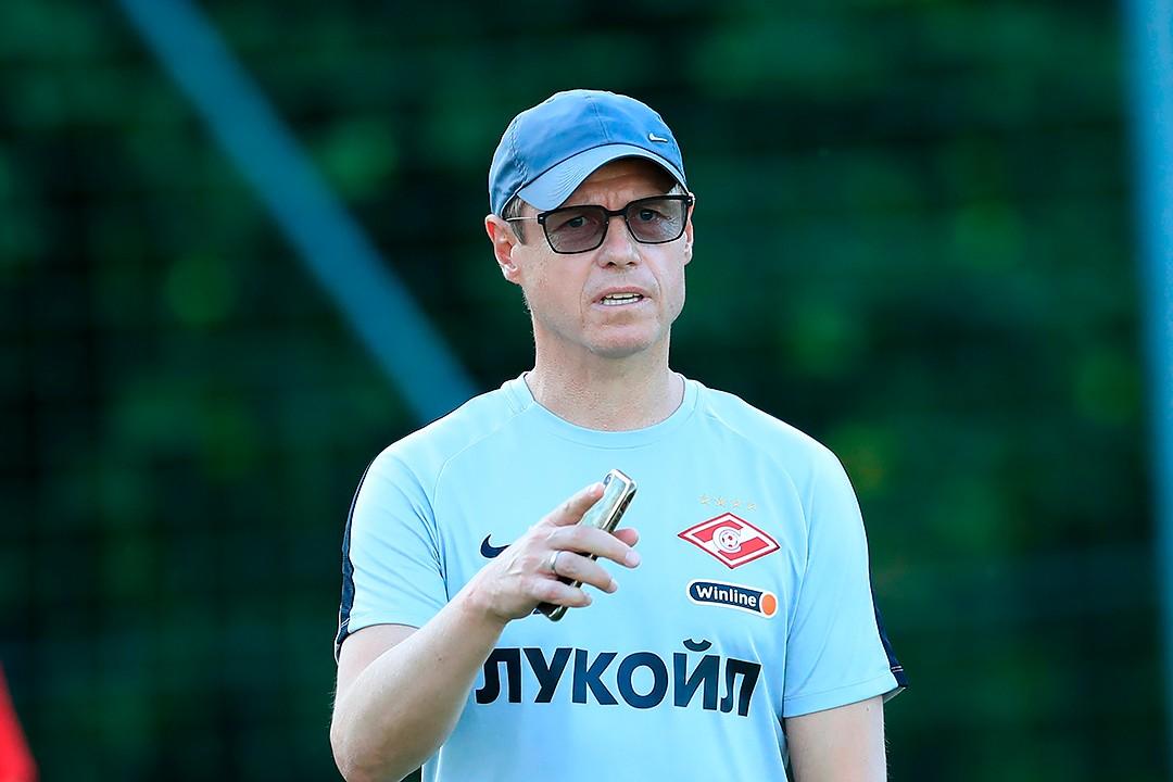 Олег Кононов: «Спартак» выходит на определенный уровень. Выборов капитана не будет
