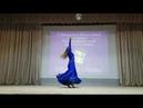 Raks Al Malika Минск Беларусь Вероника Хмаренкова Folk Iraqi Dance Kawlia