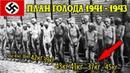 ЖИЗНЬ В ОККУПАЦИИ - НЕМЕЦКИЙ ПЛАН ГОЛОДА (1)