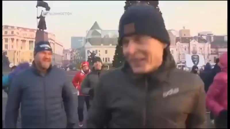 Радмир Габдуллин, Кожемяко О.Н., Приморье за спорт