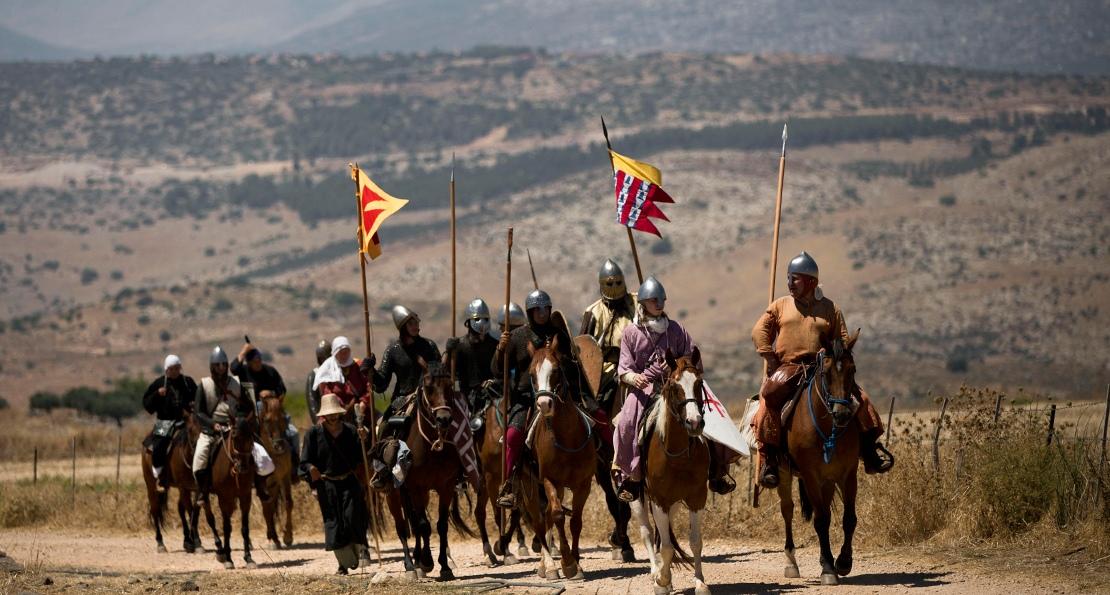 Конница Саладина
