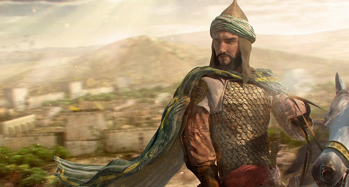 Саладин на пути в Египет