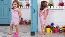 Mono rosa fluor REVISTA PATRONES INFANTILES Nº 9