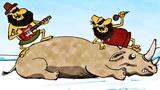 Originalos 21420 YEARS BEFORE DANCE Animated Cartoon Movies by Pop Teen Toons