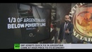 IMF Chief admits underestimating Argentina's economic situation