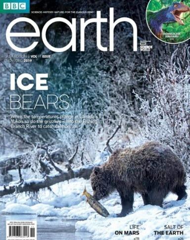 BBC Earth - November/December 2019