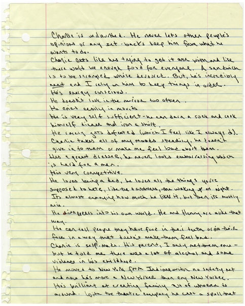 Netflix опубликовали письма из «Истории брака», написанные вручную Скарлетт Йоханссон и Адамом Драйвером Еще одна возможность напомнить себе о столь прекрасном