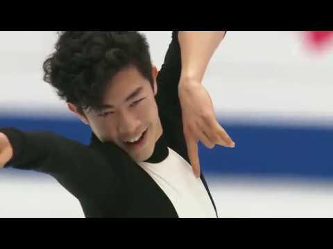 Nathan Chen. World 2019, SP 1, 107.40