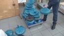 Более 100 кг необработанного янтаря