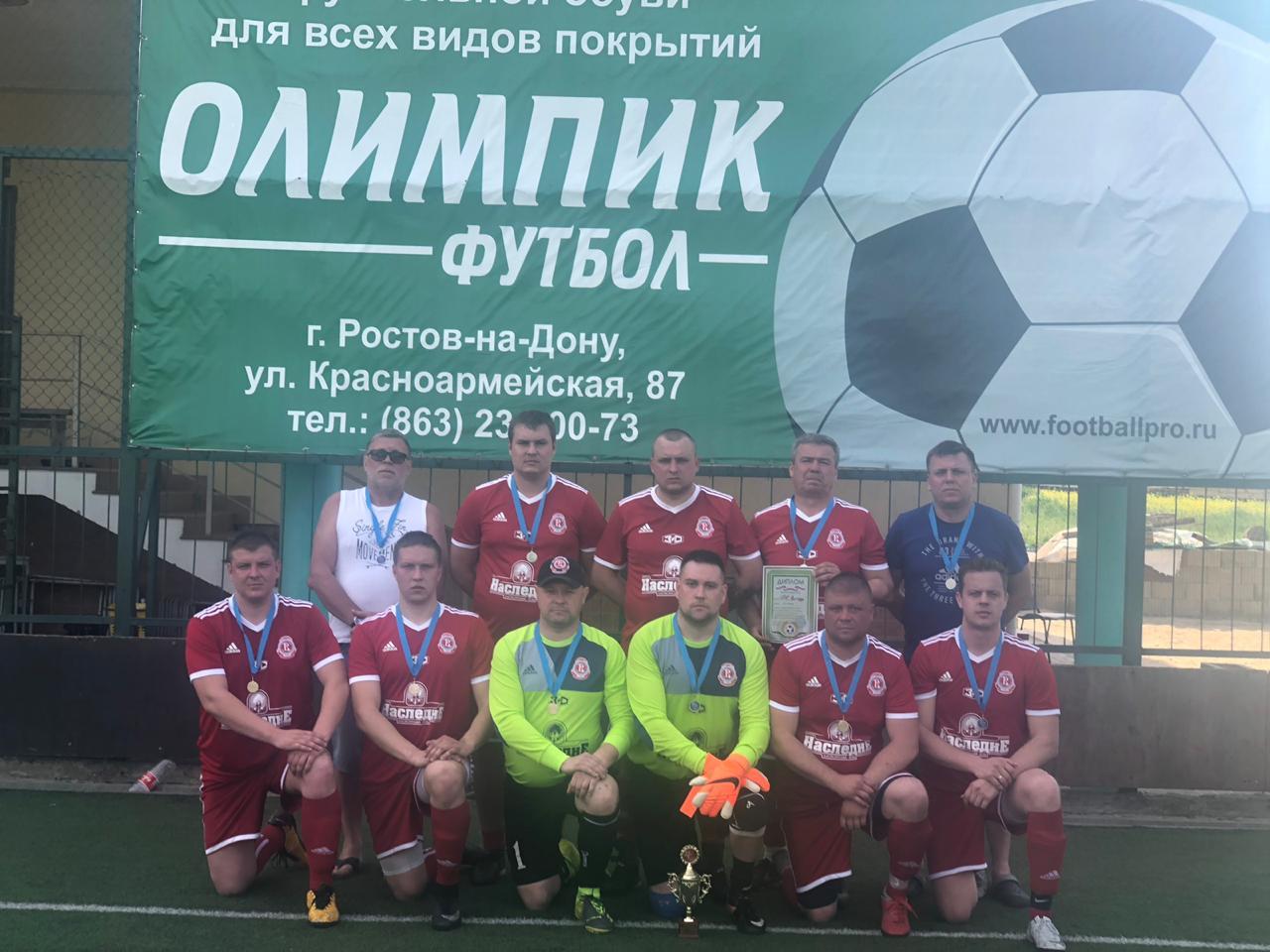 Алексей Касаткин: «В Ростове стали вторыми, но «Витязь 100» скоро выстрелит»