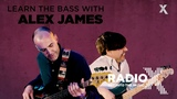 Blur's Alex James teaches bass guitar How To Start A Band Radio X