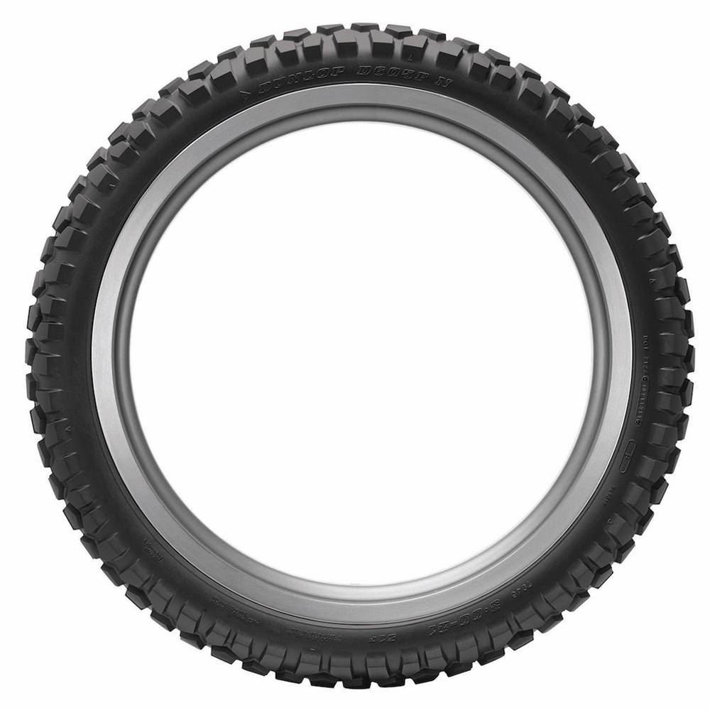 Моторезина Dunlop D605 для дуал-спортов и турэндуро