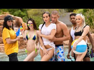 Desiree dulce (pool shy / ) [2019, big tits,big tits worship,bikini,blowjob (pov),brunette,cowgirl (pov)]