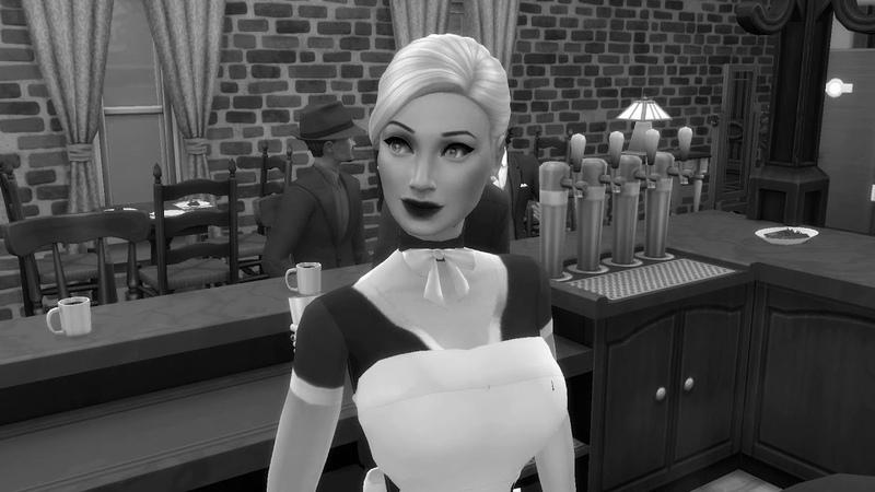 Что случилось с Миссис Симс Глава 2 The Sims 4