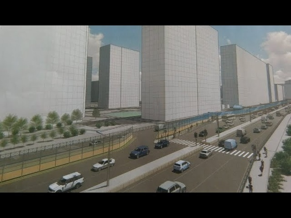Жители В В Путину остановите строительство магистрали в Западном Мурино