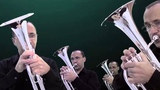 Palladio by Karl Jenkins. Tenor Horn Quartet.