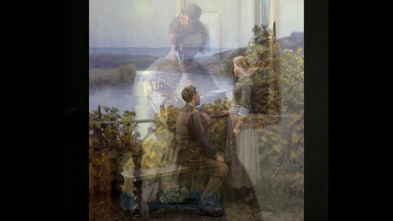 Н.Паганини. Большая соната для скрипки и гитары, MS 3, вторая часть (Romanse)