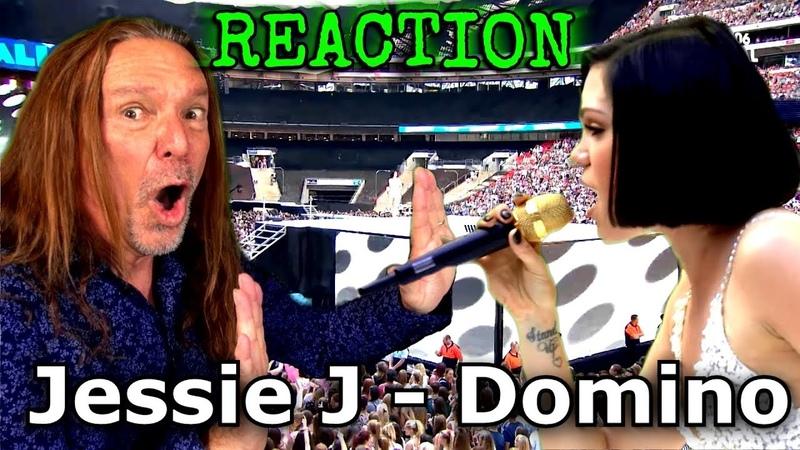 Vocal Coach Reacts To Jessie J Domino Live Ken Tamplin