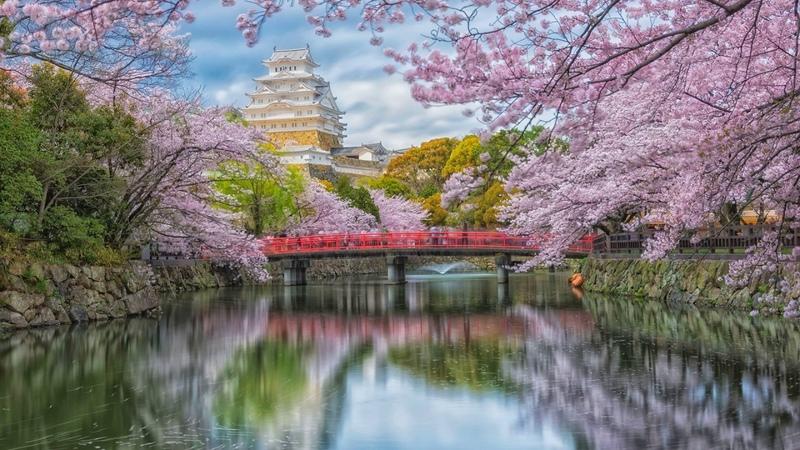 Японская красивая музыка для души! Japanese beautiful music for the soul!