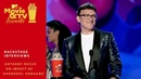 Anthony Russo on the Impact of 'Avengers: Endgame' | 2019 MTV Movie TV Awards