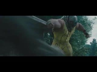 Джаггернаут против Колосса. Deadpool 2. HD1080 - театральная версия