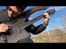 Paint it Black The Rolling Stones Harp Guitar Jamie Dupuis