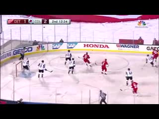 2016 NHL Stadium Series Detroit Red Wings vs  Colorado Avalanche