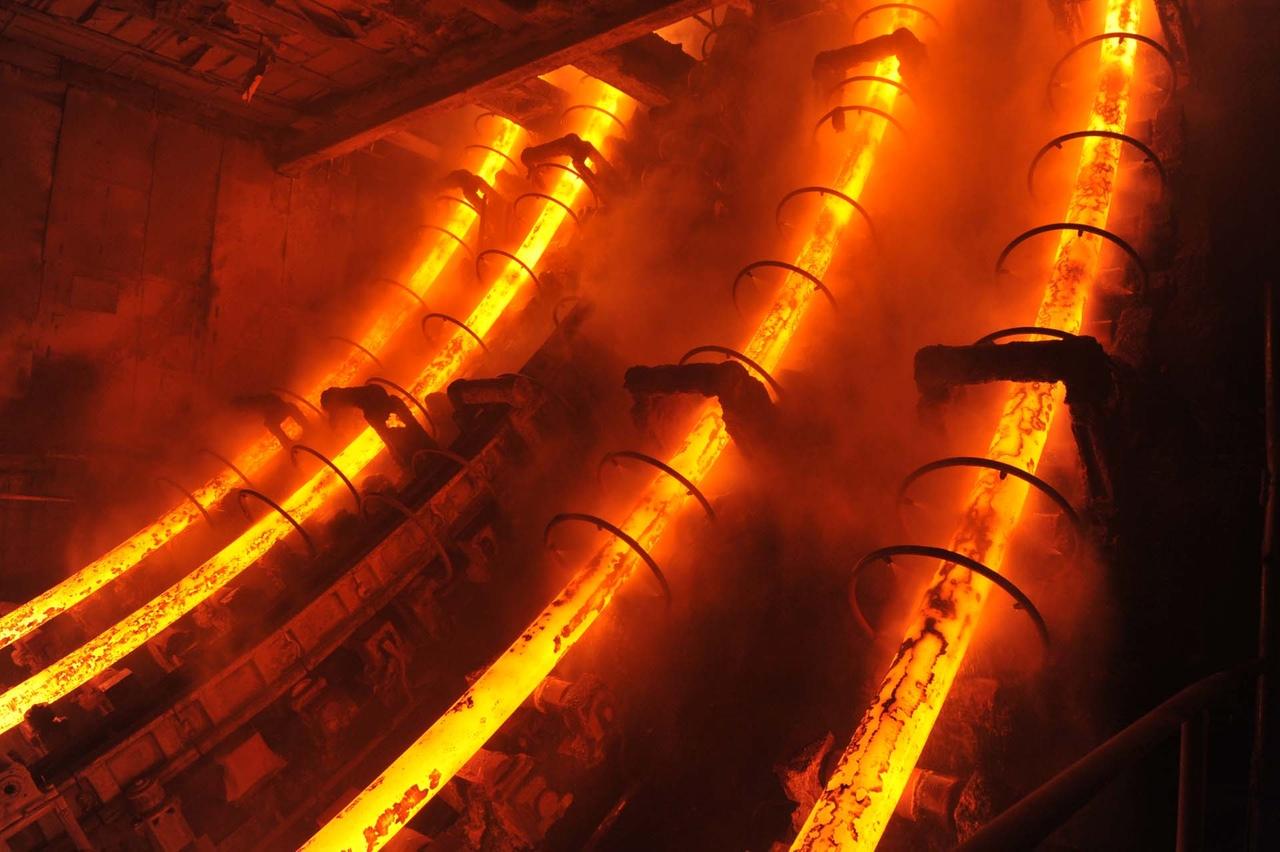 ТАГМЕТ увеличил производство стальных заготовок диаметром 400 мм на 10% в сутки