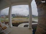 Doorbell Camera Captures 'Easter Bunny' Dancing Outside Ohio Porch