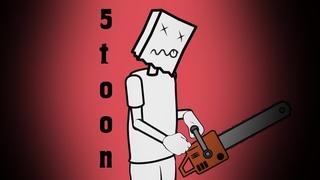 5toon ep2. Про тв-шоу, сумасшедших и про кое-что ещё