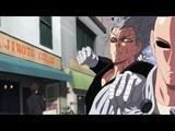 Garou vs Saitama &amp Heroes - One Punch Man Season 2 - AMV