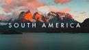 SOUTH AMERICA 8K