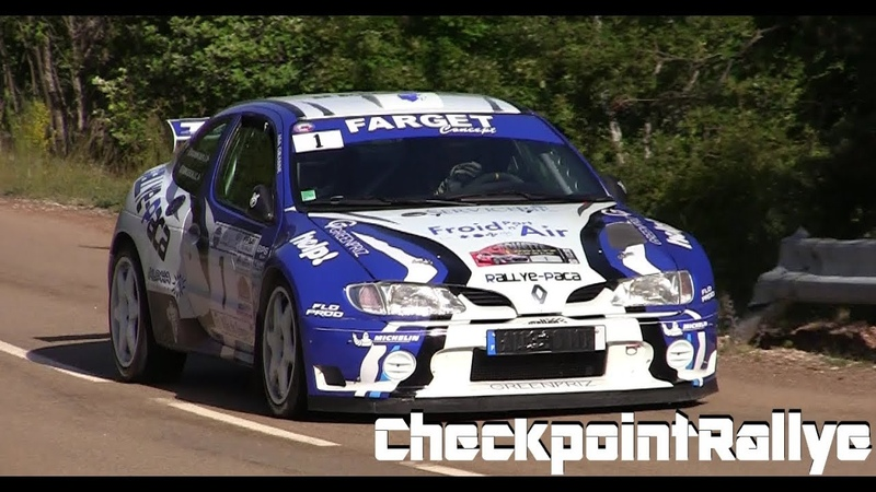RENAULT MEGANE MAXI PURE SOUND THE BEST OF CHECKPOINTRALLYE