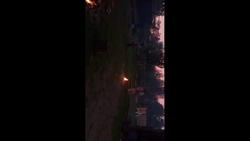 Live: Деревня викингов Кауп