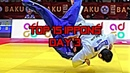 Top 15 ippons in day 3 of Judo Grand Slam Baku 2019