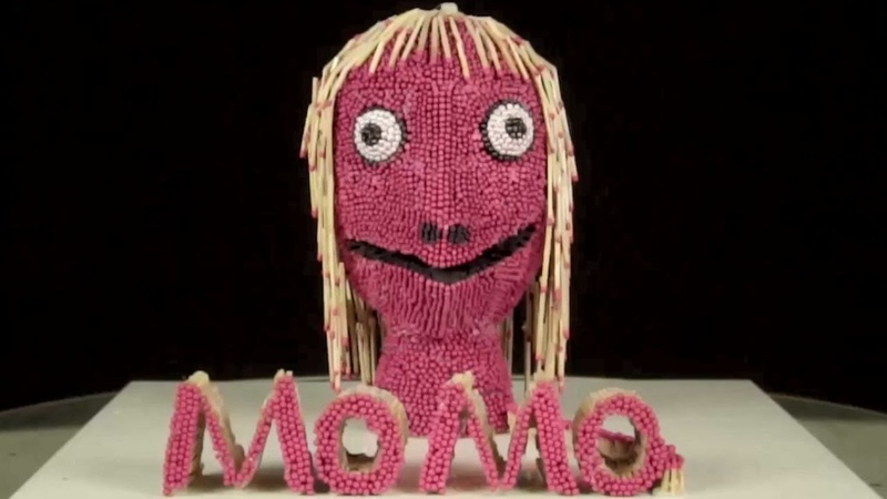 40,000 Match Chain Reaction Fire Domino Amazing Momo Destruction