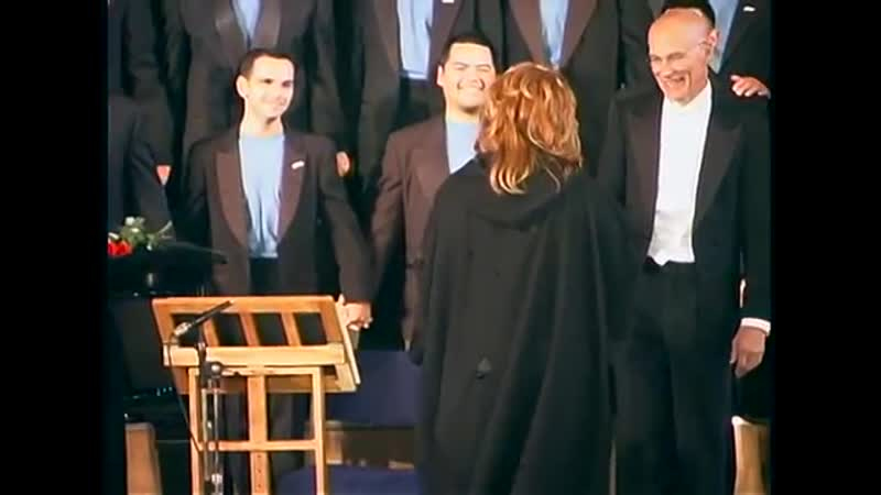We Shall Overcome – in Moscow 1999 with the Gay Mens Chorus of Los Angeles