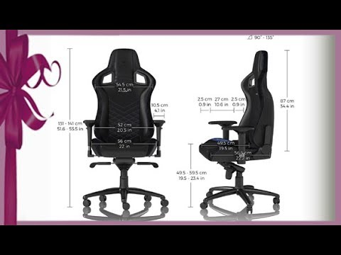 Best Gaming Chairs in 2019