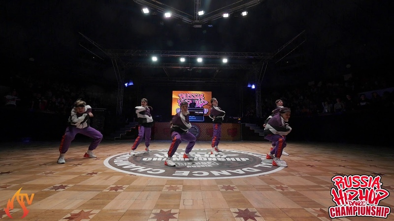 DANCE BAZA FB - ADULTS - RUSSIA HIP HOP DANCE CHAMPIONSHIP 2019