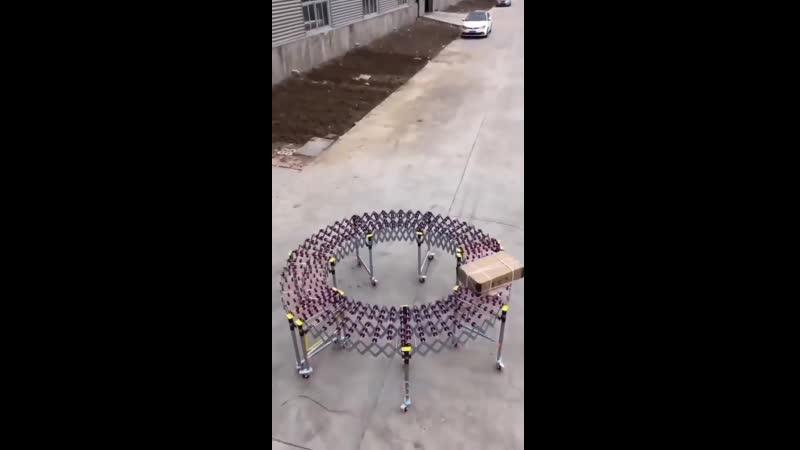 Portable Conveyor Belt