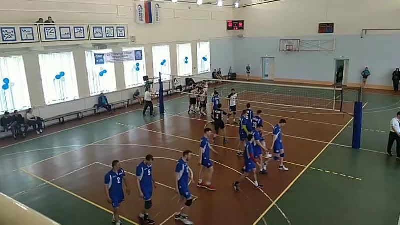 Волейбол Мужчины Газпром Краснодар Газпром Ставрополь