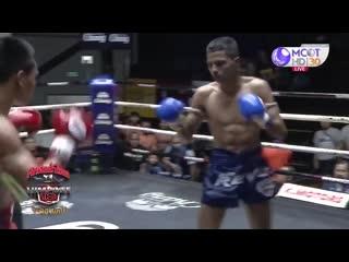Lumpinee TKO ล่าสุด 23 มีนาคม 2562