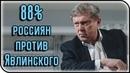 Григорий Явлинский продолжает доказывать, что наша история – ошибка и нам – конец
