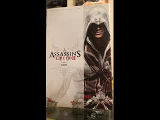 "Стрим обзор фигурки Ezio, по игре ""Assassin's Creed II"", от Hot Toys. Автор: Alexmaster777 (Александр Семилеткин)"