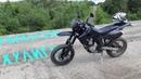 Kawasaki D-tracker 250: чекушка с переподвыподвертом. Тест-драйв супермото